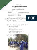 Actividad N3 Gobernanza de Las Organizaciones