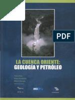 La Cuenca de Oriente Geología y Petroleo