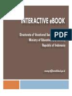 Sosialisasi Ebook Direktorat PSMK