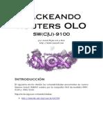 Hackeando Routers OLO SWC-9100 y SWU-9100 Por Nox