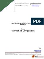 APONTAMENTOS DE MATEMÁTICA