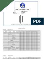 Program Semester i Kela Siv