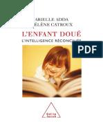 L'enfant doué - Arielle Adda et Hélène Catroux.pdf