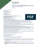 USP Edital de Transferência Externa 2014