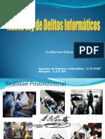 Nueva Ley de Delitos Informaticos 2013