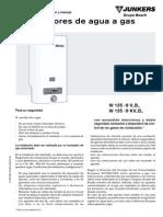w135 9 Manual