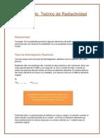 Fundamento  Teójkl bhkirico de Radiactividad12
