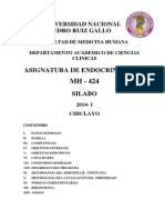 Endocrinologia - Silab o - 2014-i
