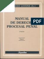 Manual de Derecho Procesal Penal - Tomo I - Ricardo Levenne