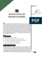 Regionalism in India.pdf