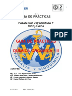 GUIA Química Orgánica II-2014 -I