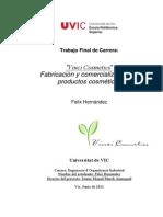 TFC Proyecto Vinci Cosmetics - Felix Hernández