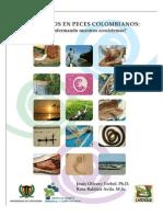 Parásitos en peces colombianos