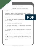 App Process Eu Nurses
