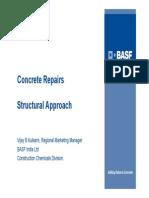 BASF Concrete Repairs