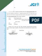 Surat Rekomendasi Pembuatan Pasport