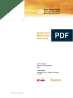 Active SmartGrid Analytics - Maximizing Your Smart Grid Investment 5.09 100961WP-01