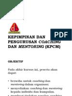 Slide BM Coaching and Mentoring