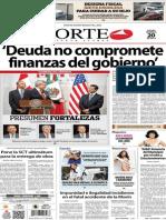 Periódico Norte edición impresa día 20 de febrero 2014