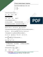 TN 12Std Maths Chapter1 FREE