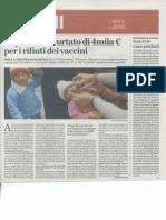 Decurtazione Vaccini La Voce Rimini