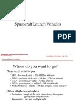 05- Spacecraft Launch Vehicles