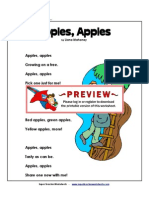 1st Apple Poem