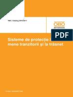 OBO Bettermann - Protecţie la supratensiune