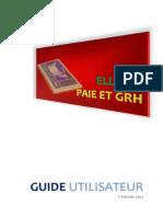 Guide Utilisateur Ellipse Paie Et Grh - Fevrier 2012