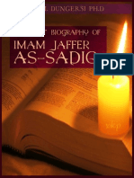 A SHORT BIOGRAPHY OF IMAM JAFFER AS-SADIQ (A.S) - M.M. DUNGERSI - XKP