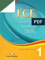 Fce Listening and Speaking 4987