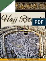 Hajj Rituals - Ayatullah Sayyid Ali al-Hussaini as-Sistani (Seestani) - XKP