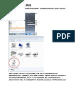 Konfigukonfigurasirasi Aplikasi Dan Sms