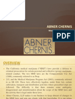 Medical Marijuana Attorney Abner Chernis