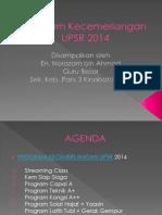 Program Lonjakan UPSR 2014