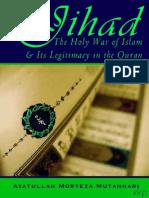 Jihad Holy War Islam and its Legitimacy in Quran