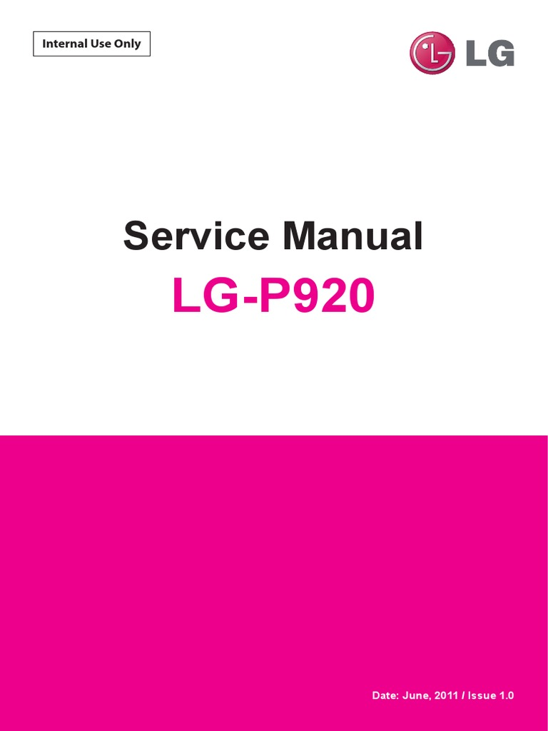 lg p920 omap4430 usb driver
