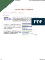 Lesson 04_ Desktop and Server Databases