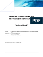 Final SEA Report of the Province of Bangka Belitung (Ind)_feedback (KLHS BABEL)