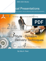 Technical Presentations Book 3