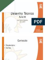 Aula 6 - DT - Cortes - PDF