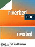 Riverbed Steelhead Appliance RiOS Version: 5 5 4 (Build 105