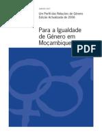 Genero Em Mocambique