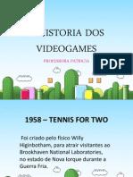 A Historia Dos Videogames