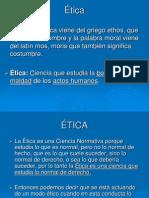 ETICA presentación
