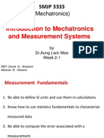 introduction to mechatronic