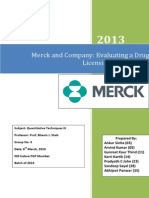 Group 3 - Merck