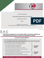 new product development - intercultural management 27012014
