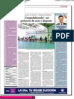 COOPEDALEANDO- DIARIOPALENTINO