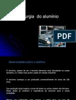 Metalurgia Do Aluminio Aula 1